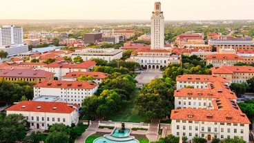 Moving to Austin TX: University of Texas at Austin