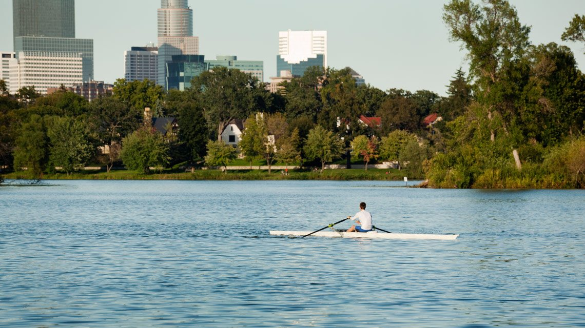 City guide: Moving to Minneapolis-Kayaking