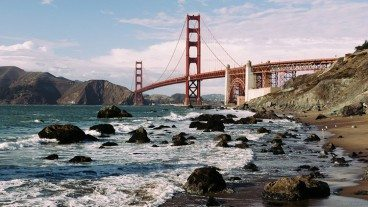 Living in San Francisco: Golden Gate Bridge