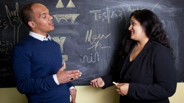 Jessica Santana and Evin Robinson of New York on Tech (NYOT)