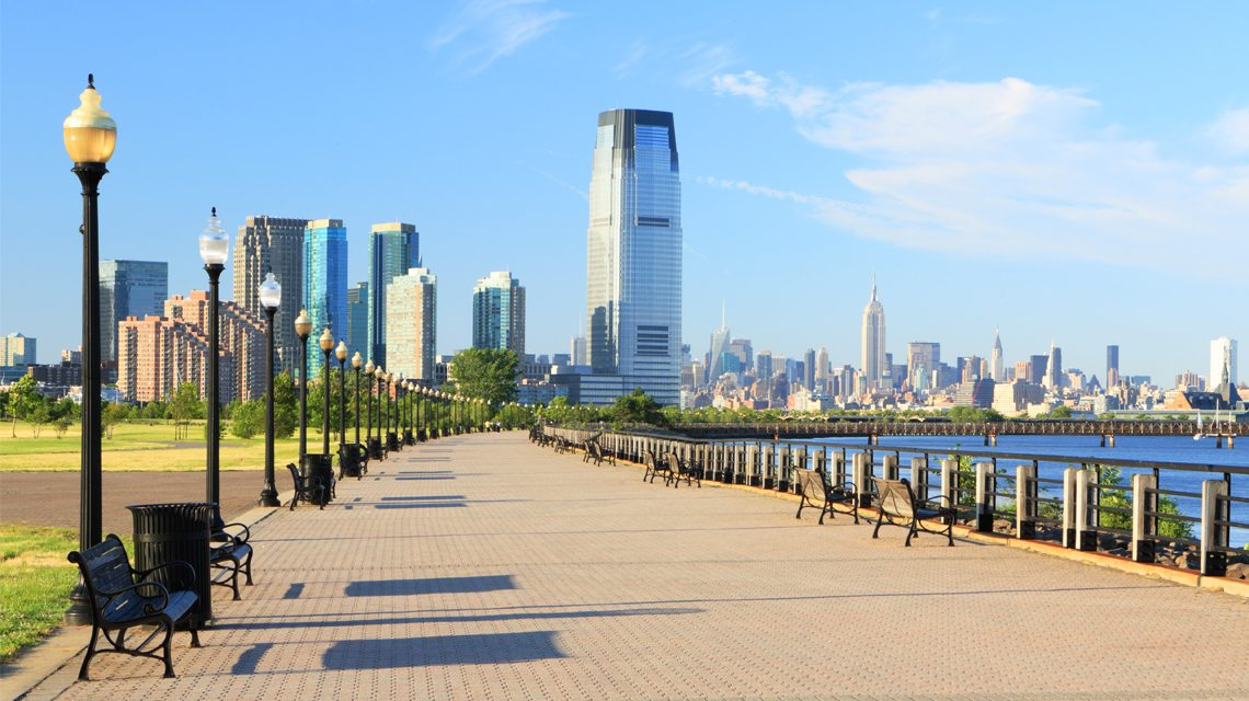 City guide: Moving to Hoboken & Jersey City - Liberty State Park