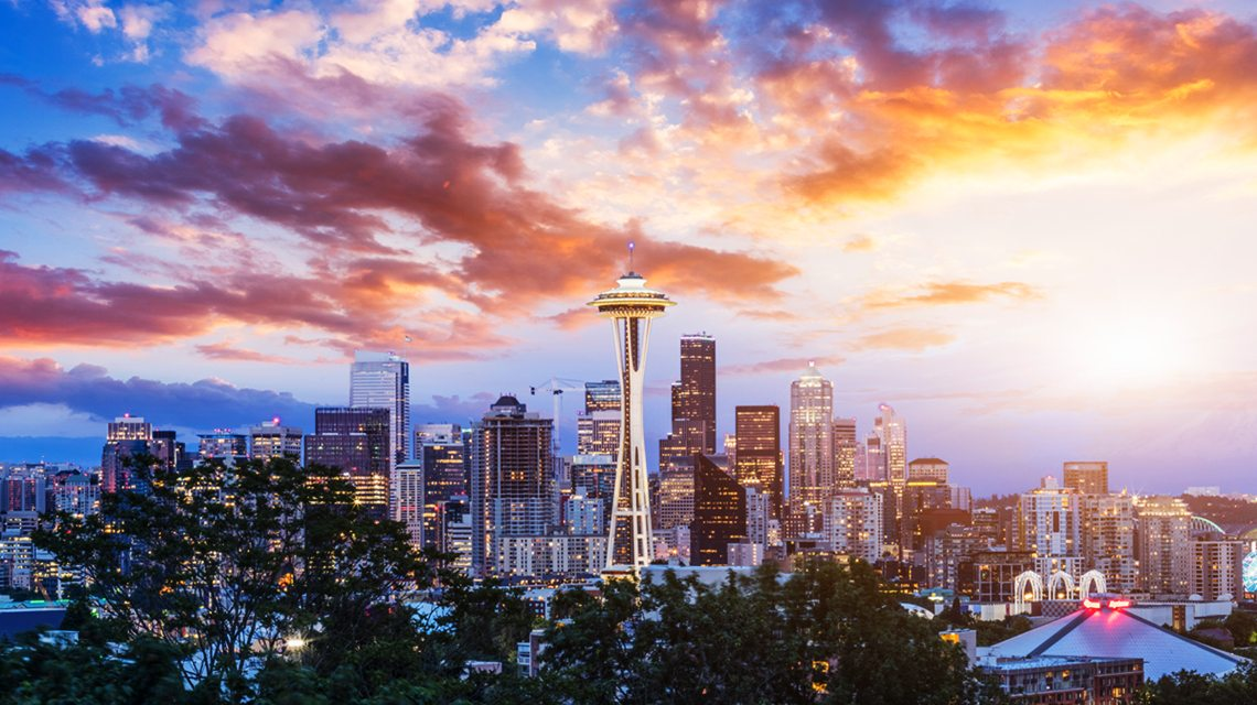 City guide: Moving to Seattle - Space Needle