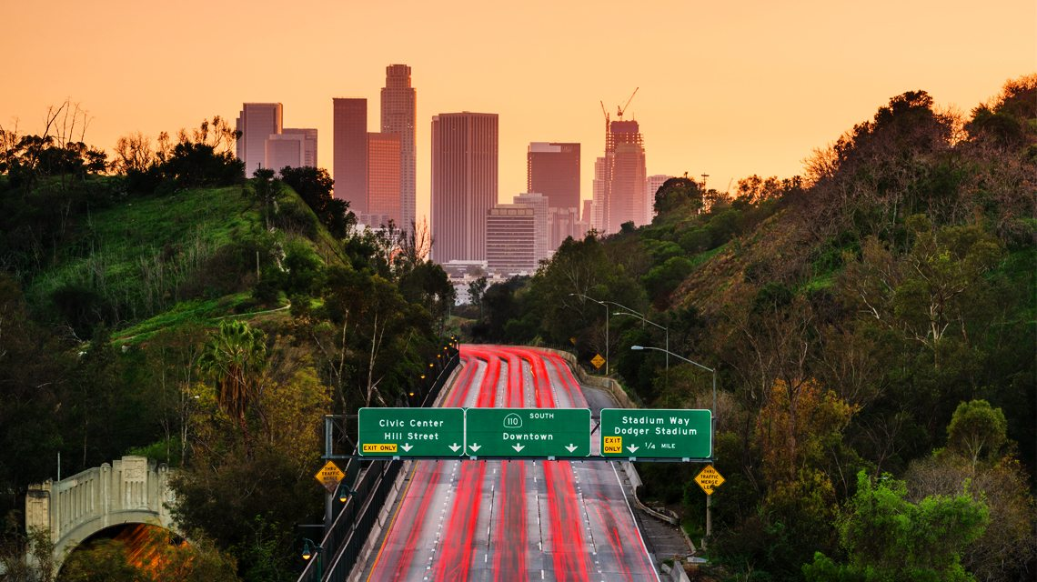 City guide: Moving to Los Angeles - Traffic