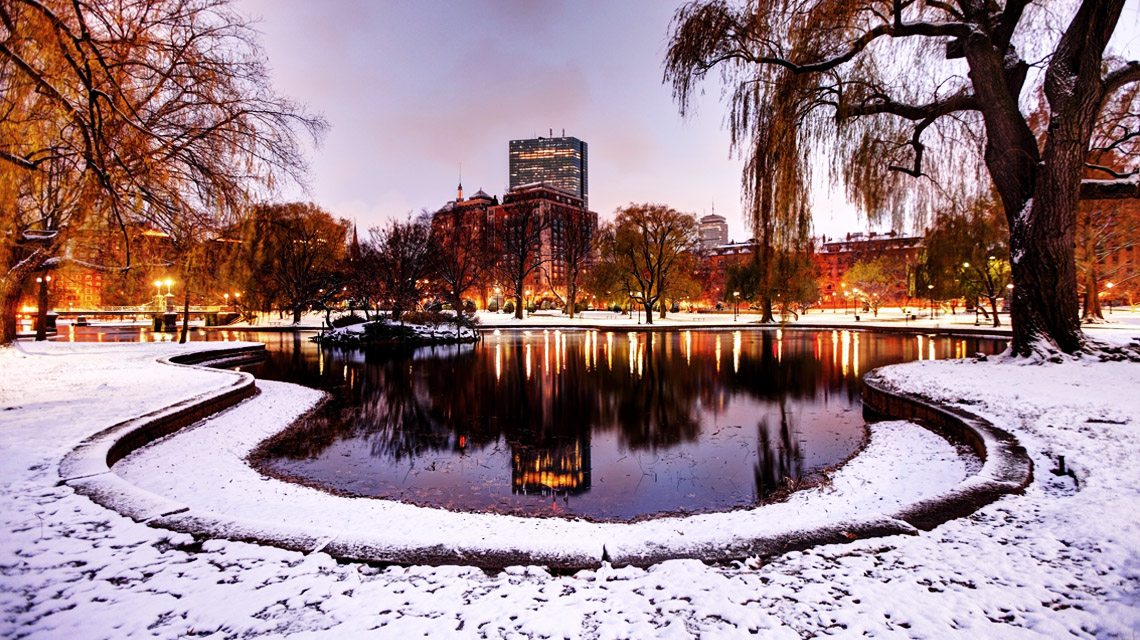 City Guide: Moving to Boston - Boston Commons