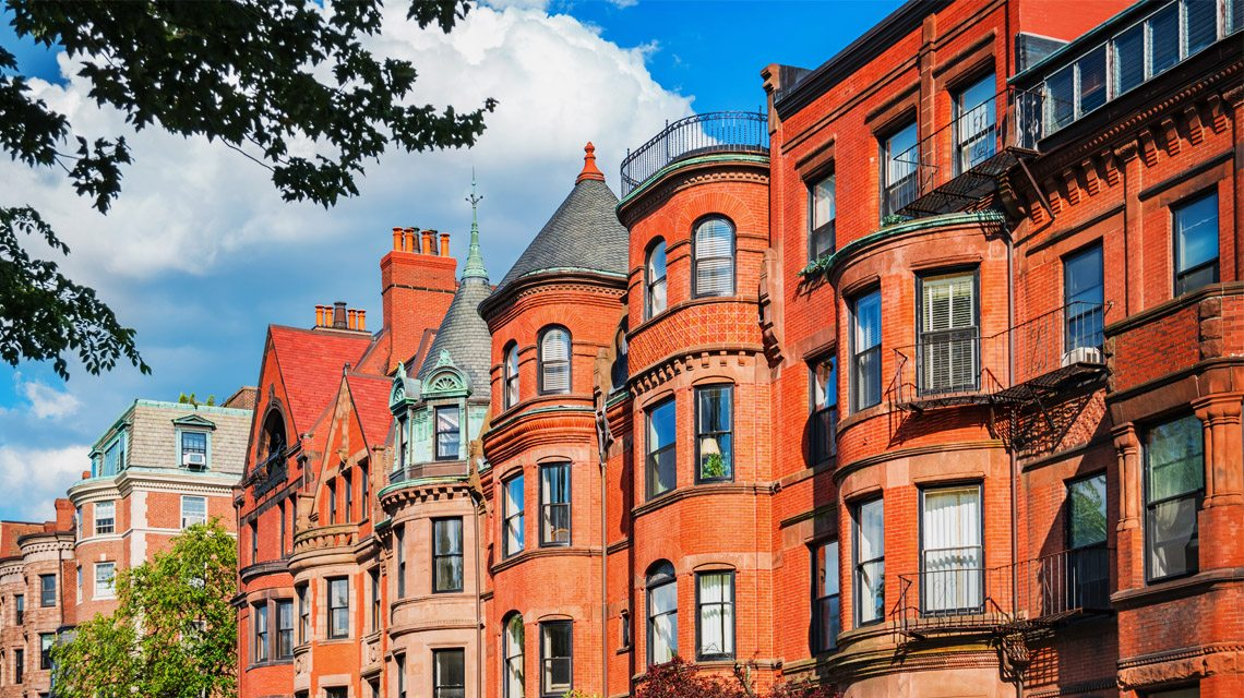 City Guide: Moving to Boston - Brownstone