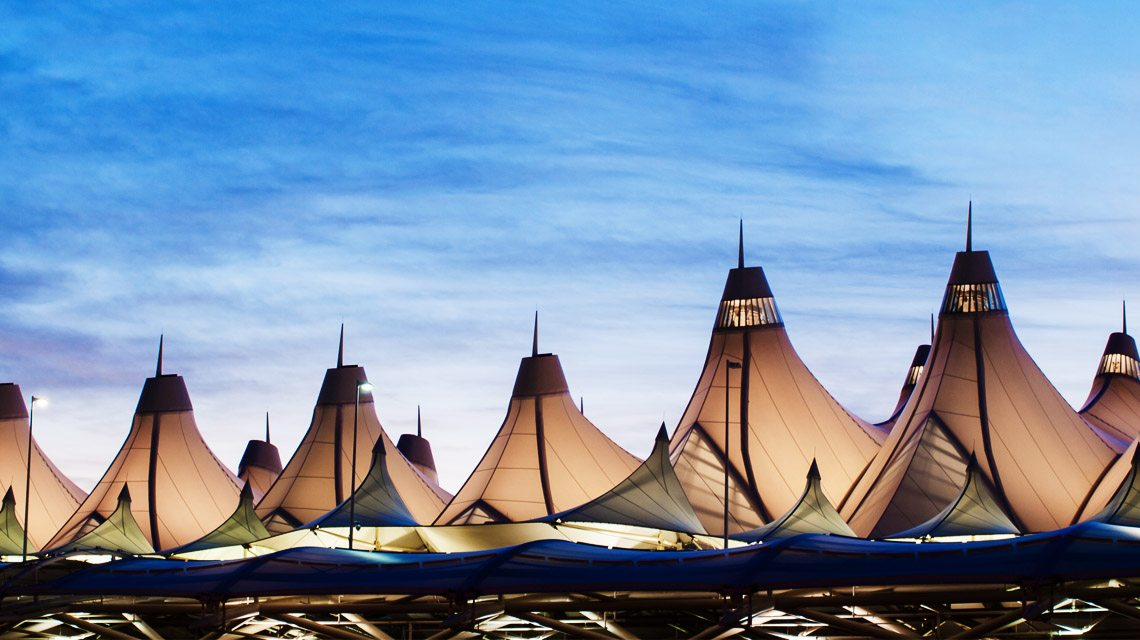 City Guide: Moving to Denver - Denver airport