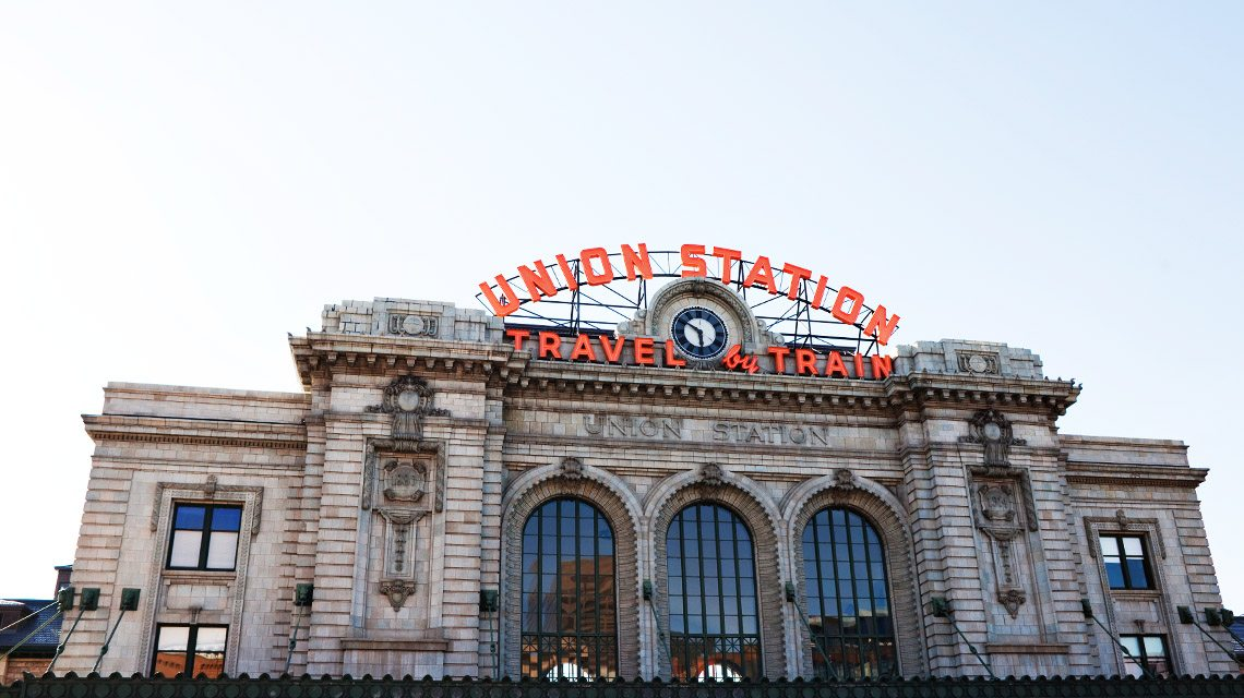 City Guide: Moving to Denver - Union Station